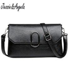 Jiessie & Angela ผู้หญิงที่มีชื่อเสียงยี่ห้อ Luxury กระเป๋าถือผู้หญิงกระเป๋าออกแบบ Totes กระเป๋าสะพายกระเป๋า CROSS Body Purse