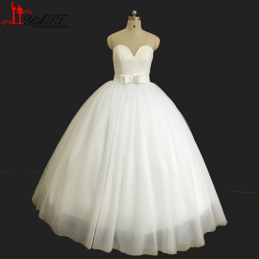 Buy 2017 Real Luxury Beaded Ball Gown