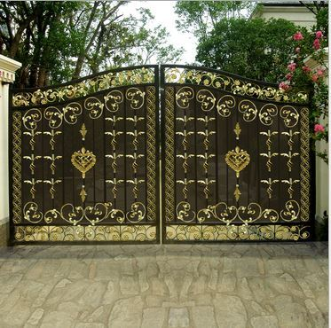 Aliexpress Com Buy Shanghai Wrought Iron Gates Security