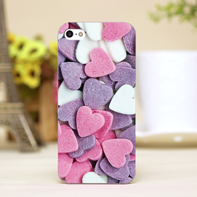 sale retailer b5071 1f108 US $1.84 |pz0103 12 color heart stone Design phone transparent cover cases  for iphone 4 5 5c 5s 6 6plus Hard Shell on Aliexpress.com | Alibaba Group