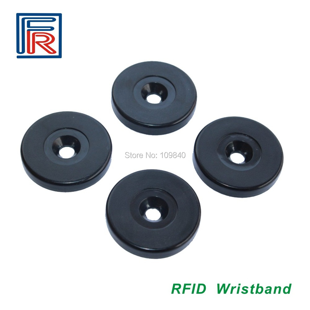 10pcs 13.56mhz RFID Patrol point sample 30mm diameter proximity coin tags for Guard Tour Patrol System 10pcs sample 125khz rfid abs waterproof patrol button id patrol point