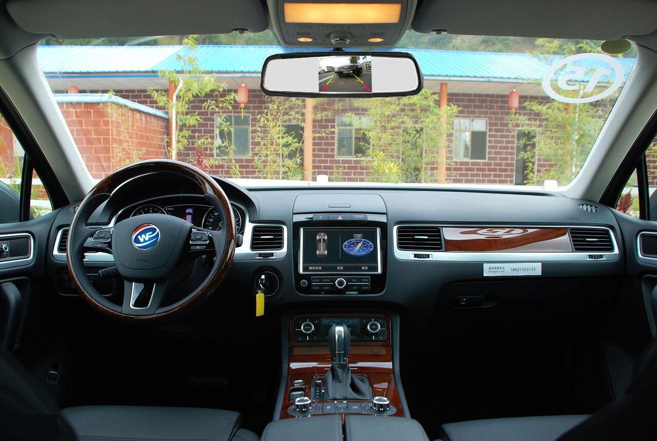 مانیتور پارکینگ اتومبیل HD HD ، مانیتور - الکترونیک خودرو