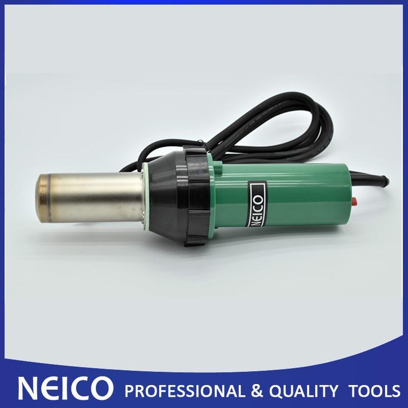 230V 3400W Plastic Heat Gun Of Electron Hand Held Hot Air Welder And Eron Hot Air