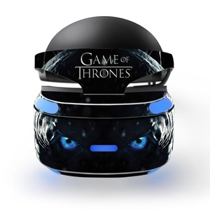 Image 5 - Sipderman Iron Man wymienna winylowa tablica naścienna skórka naklejka obudowa ochronna do Playstation VR PS VR PSVR folia ochronna skórka naklejka