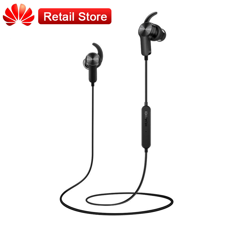 ef818874483 Detail Umpan Balik Pertanyaan tentang Asli Huawei Sport Headphone AM60  Kehormatan Xsport Mikrofon Bluetooth In Ear Tahan Air Bluetooth 4.1 untuk  Outdoor ...