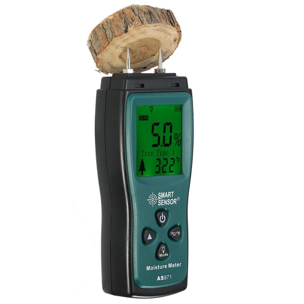 Messung Und Analyse Instrumente Werkzeuge Handheld Mini Holz Feuchtigkeit Meter Digital Lcd Holz Feuchten Meter Detektor Tester 2 Pin Sonde Palette 2% Zu 70% Ein BrüLlender Handel