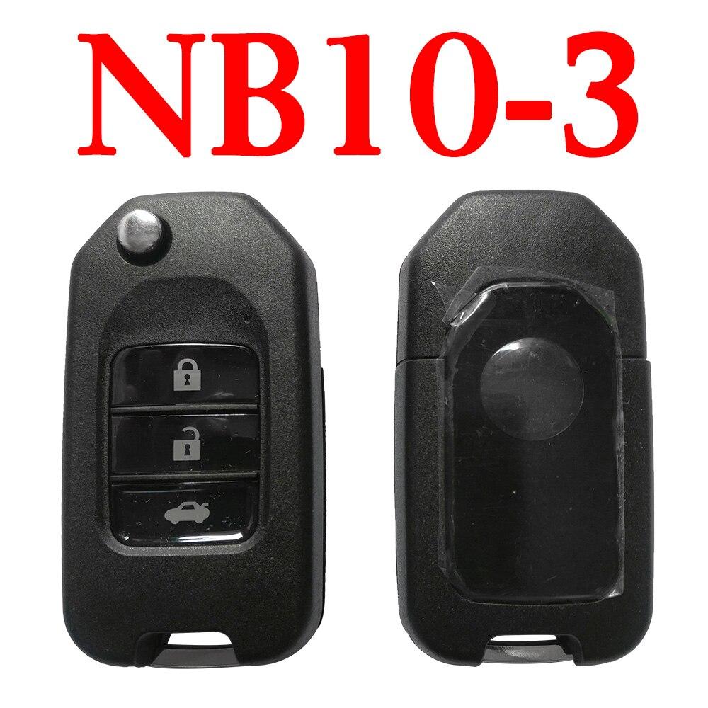 KEYDIY B10-2 B10-2+1 B10-3 B10-3+1 NB10-3 NB10-3+1 Universal Remote Control Key For KD900 KD-X2 KD Mini URG200 - 5 Pieces/lot