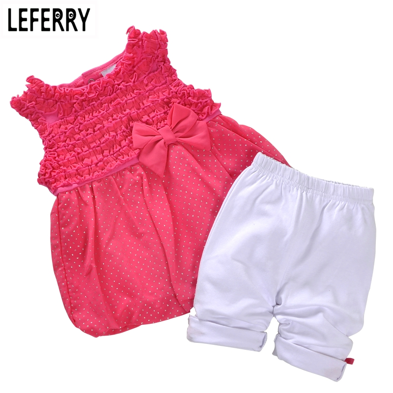 2018 New Summer Baby Girl Clothes Set Toddler Girl Clothing Set Sleeveless Dresses Legging Infant Clothing Boutique Birthday baby girl summer clothing sets 2nd birthday outfits character tutu dress headband dot legging shoes 1st birthday infant clothes