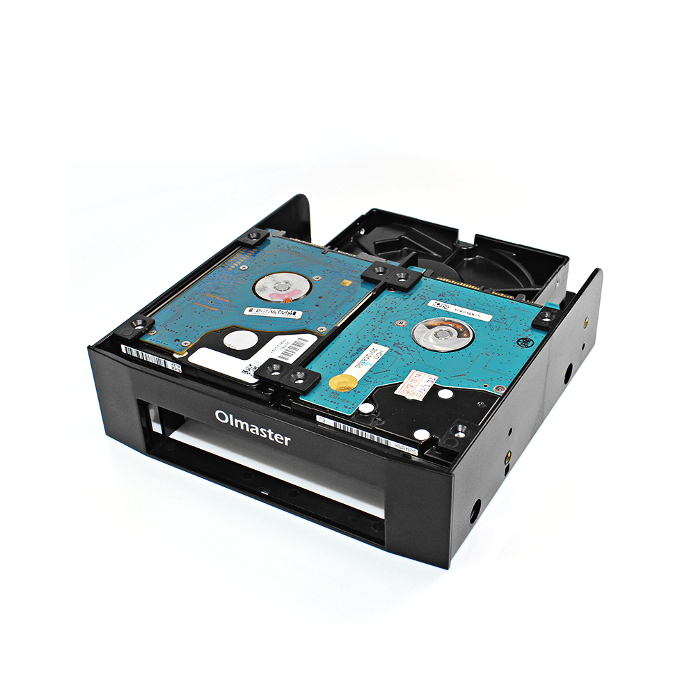 OImaster Multi-functional Combination Of Multi-use Hard Drive Conversion Rack Standard 5.25 Inch Device For 2.5
