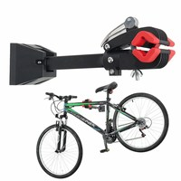 Heavy Duty Load 30kg Bicycle Maintenance Mechanic Repair Folding Clamp MTB Cycling Wall Mount Repair Stand