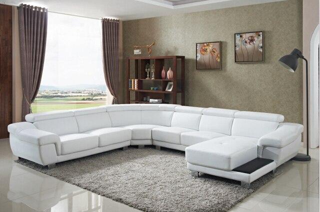 Bankstel woonkamer meubels met grote hoek voor woonkamer sofa ...