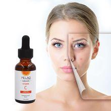 Melao 100% чистый витамин C Сыворотки жидкости веснушки угревой сыпи Гиалуроновая кислота Anti-aging против морщин VC лицо Сыворотки S