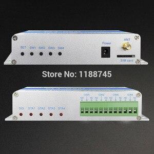 Image 4 - LPSECURITY GSM SMS Controller CL4 GSM SENSOR ไร้สายระยะไกลด้วยกล่องอลูมิเนียม 4 รีเลย์ 3M เสาอากาศอุปกรณ์เสริม