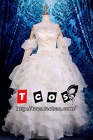 Cosplay Chobits Chii Costume Women S Dress Long Skirt Wedding Gown Evening Dress Rode