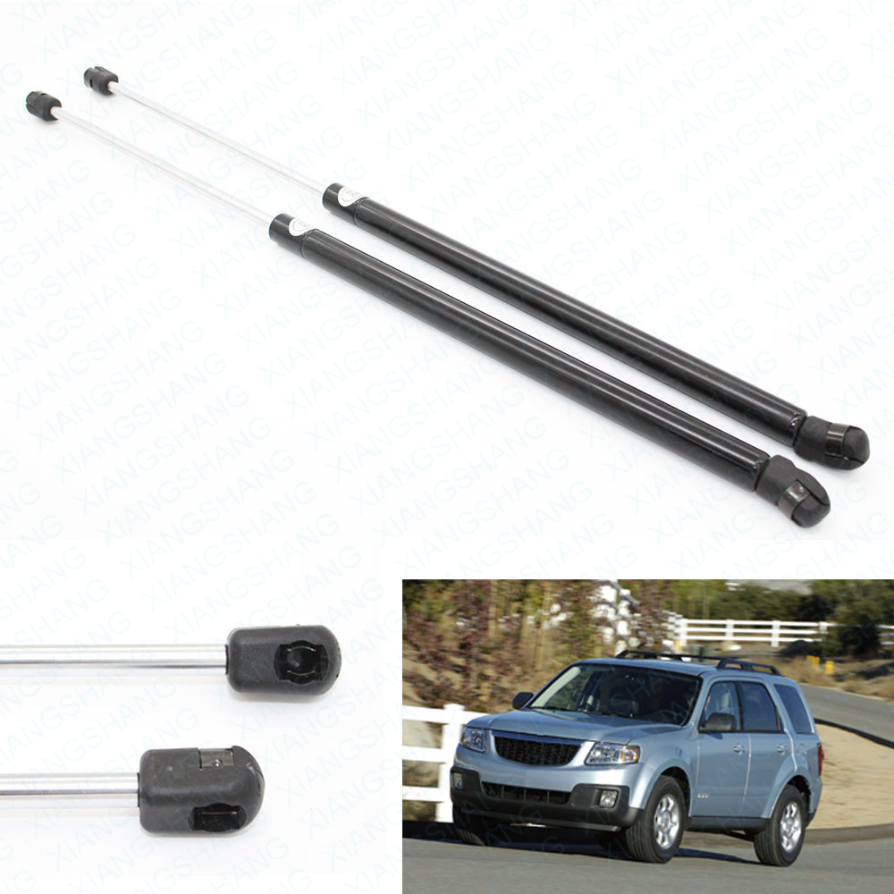 2 auto rear liftgate hatch boot gas charged struts spring lift support for 2008