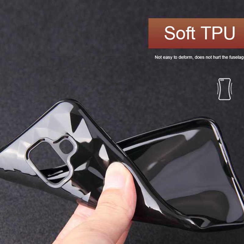 Роскошный алмаз силиконовый чехол для samsung Galaxy S8 S9 Plus Note 8 9 S7 край A6 A8 J3 J5 J7 Pro J2 Prime J4 J6 J8 Чехол для мобильного телефона
