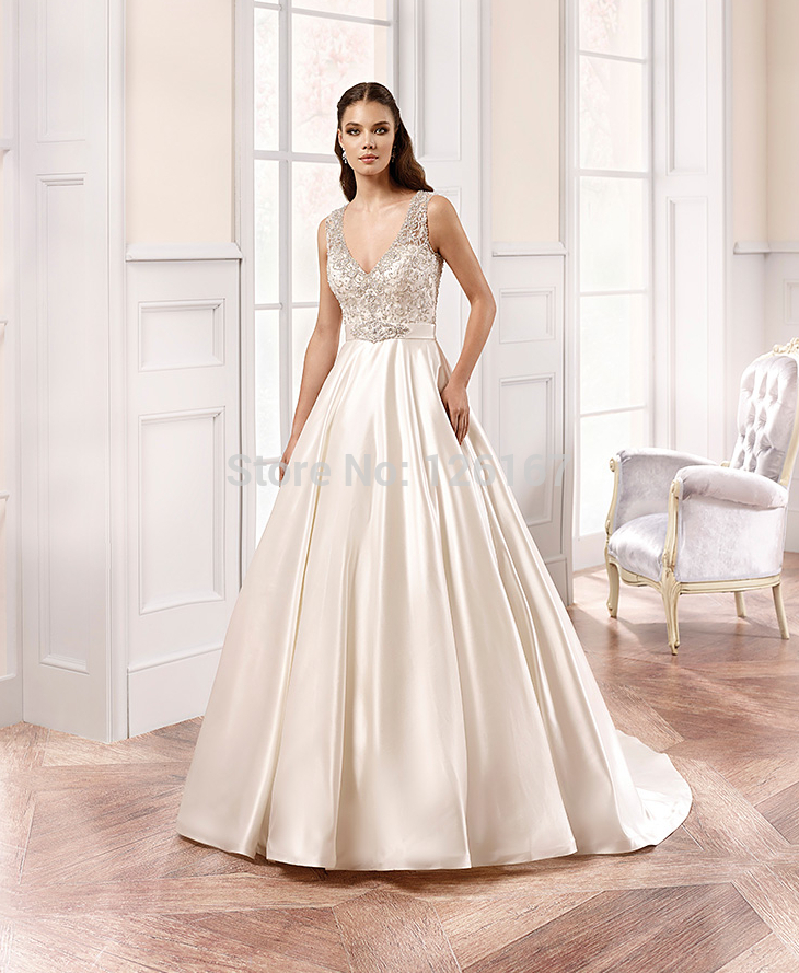 Popular Wedding Dresses For The Mature Bride-Buy Cheap