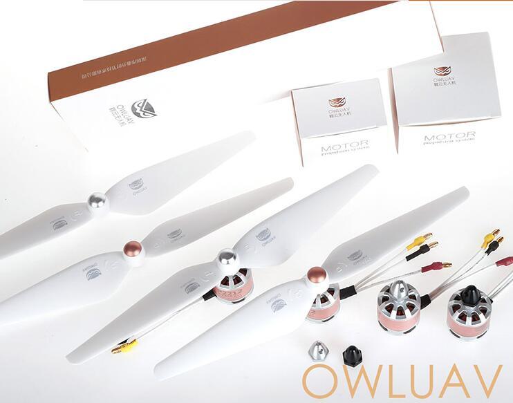 OWLUAV P2212 920KV brushless motor+simonK 20A speed controller ESC+9545 self-lock propeller for S350&450mm multirotor quadcopter qav210 quadcopter frame kit f3 acro flight controller 20a esc blheli s mt2204 2300kv brushless motor 5040 propeller diy