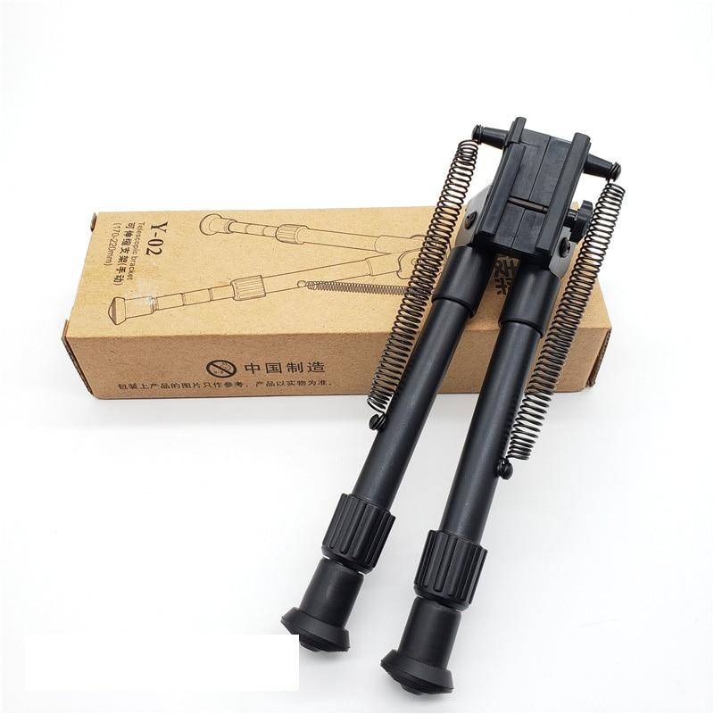 Parts-Bracket Competitive-Equipment Bipod Hobby Cs-Tactics Ball-Gun Plastic M4 DIY 20-23mm-Gel