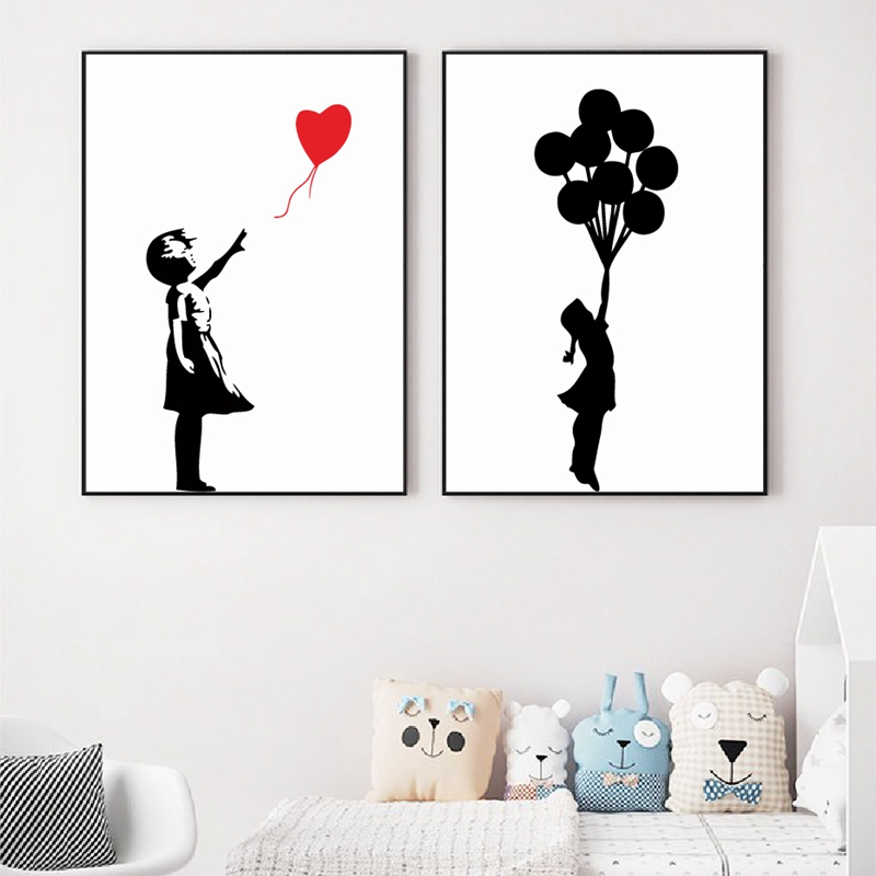 Banksy Super Mario Tapete HD Wand Kunst Leinwand Poster Drucke ...