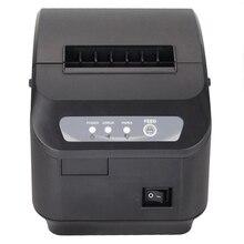 Milestone receipt printer bill Q200II 80MM small thermal supermarket cashier kitchen with cutter