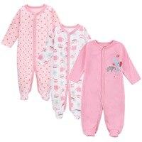 High Quality Body Baby Boys Girls Romper Cartoon Kid Jumper Bebe Overall Clothes Infant Fall Newborn