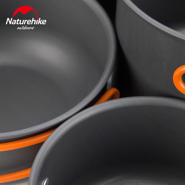 Naturhike -Ultralight Outdoor Camping Cookware