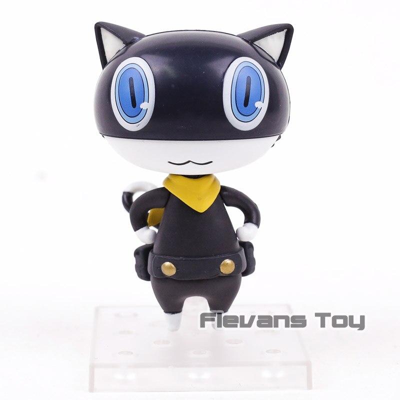 Nendoroid Persona 5 Morgana Phantom Thieves/' feline mascot Morgana Figurine PVC