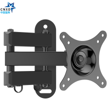 CNXD Universal LCD LED TV PC Monitor Wall Mount Bracket Tilt Swivel Plasma TV Wall Mount VESA 100*100mm/200*200mm(China)
