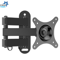 CNXD Universal 14 32 LCD LED TV PC Monitor Wall Mount Bracket Tilt Swivel Plasma TV