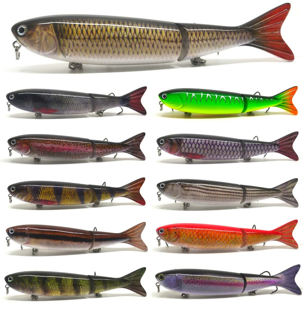 Buy 5 bass pike fishing lure bait for Bass pro fishing lures
