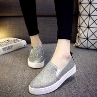 Fashion Autumn Women Shoes Slip on Moccasins Female Ladies Shoes Spring Casual Soft Footwear Loafers Women Flats CJ169