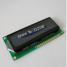 20pcs LCD1602 5V Blue Backlight 16*2 Lines White Character LCD module 1602A AB lcd 1602(China)