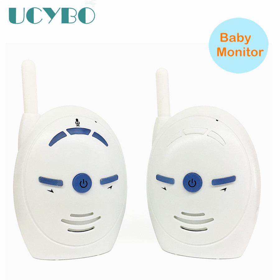Wireless Child Baby Monitor Walkie Talkie Audio Radio Nanny intercome baby phone alarm Portable electric Babysitter d1020 portable walkie talkie bebe baby sound monitor handheld radio toy electronic babysitter baby monitor radios without wifi