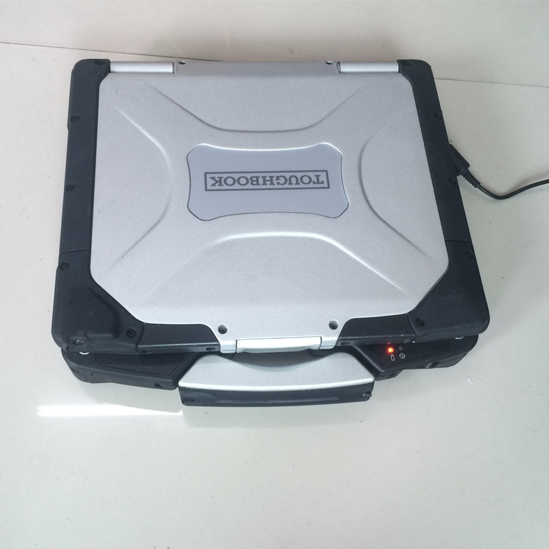 2016 For Panasonic ToughBook CF-30 cf30 4g laptop (cpu7500) used diagnostic computer without hdd fit mb star c4c5 vas5054a tool
