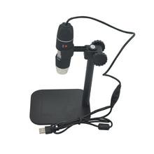 50X 500X USB СВЕТОДИОДНЫЙ Цифровой Электронный Микроскоп Лупа Камера Черный Практическая Микроскоп Камеры Эндоскопа Лупа