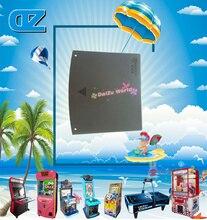 Бесплатная доставка 520 в 1 jamma pandora Аркада мульти игровая доска VGA, ЖК дисплей + CRT, набор аркадных игр коробка, монетами видео игры