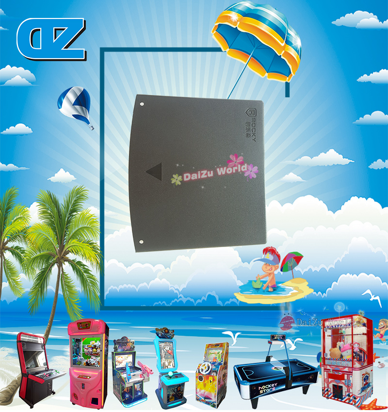 Livraison gratuite 520 en 1 jamma arcade multi plateau de jeu VGA, LCD + CRT, borne d'arcade Boîte, coin operated jeu vidéo conseil
