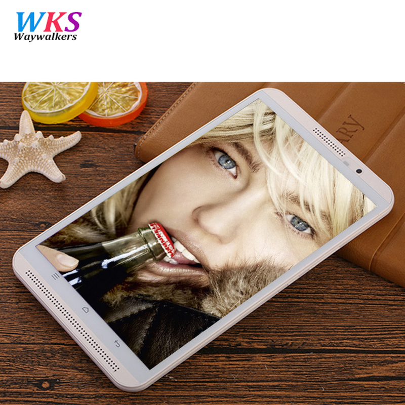 K8 waywalkers 8 pulgadas tablet pc Octa Core Android 5.1 Tablet pcs 4G LTE smart