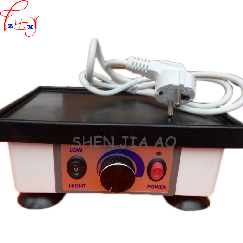 1pc 220V JT-51B Dental Gypsum Oscillator Dental Laboratory Equipment Gypsum Shake Machine Dental Model Vibration Machine solar 24v 20a 20amp battery charger controller epever brand product tracer2215bn temperature sensor wifi function and mt50 meter