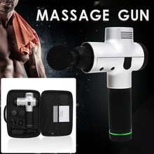 2019 Newly Muscle Massage Tool Percussion Massager Vibrating Relax with Storage Box 19ing