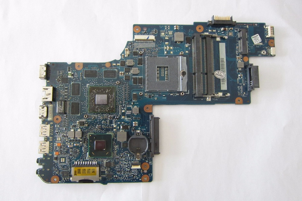 The font b laptop b font motherboard for Toshiba c850D L850D H000052370 with graphic card full