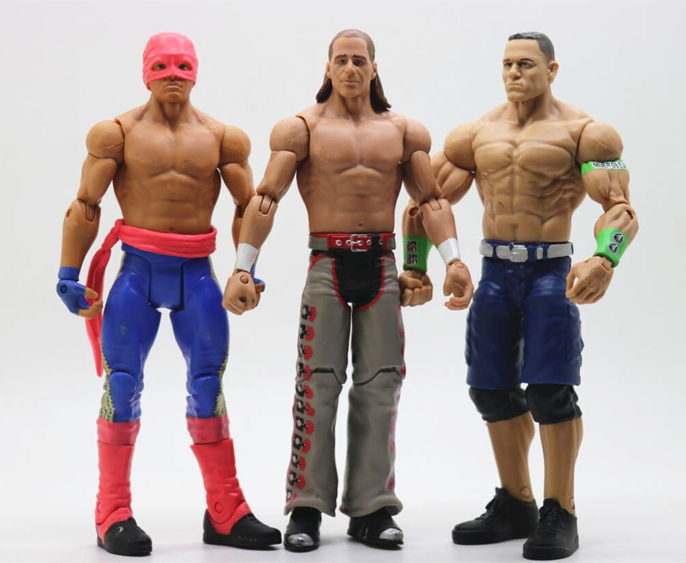 WWE Action Figures For Sale Cheap 6PCS