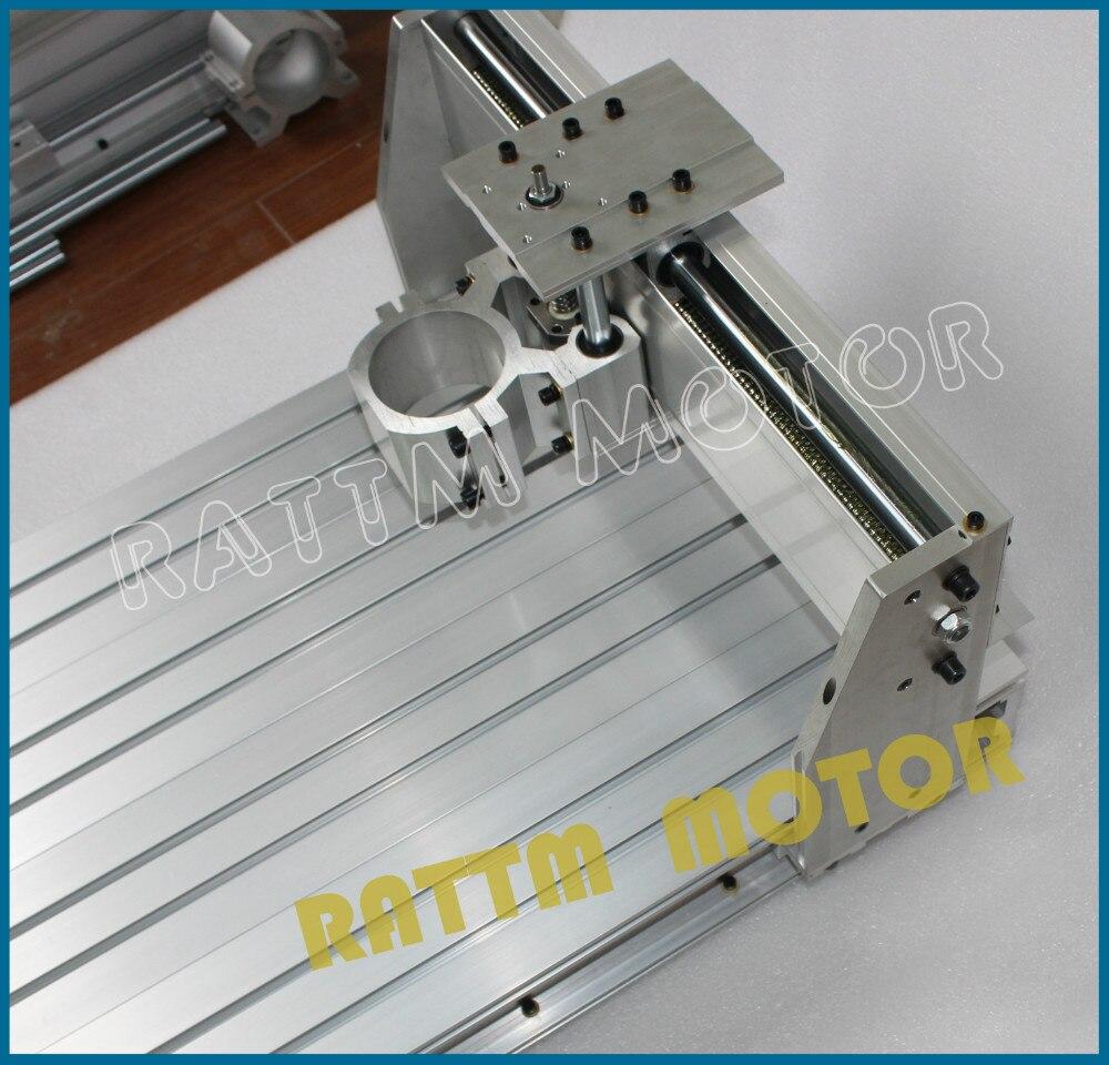 DE USA Lieferung!!! 6040 cnc fräser Rahmen fräsmaschine mechanische ...