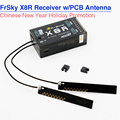 FrSky ACCST X8R 8/16ch receiver for XJT, Taranis X9DPlus, Horus X12S, SMARTPORT and SBUS function