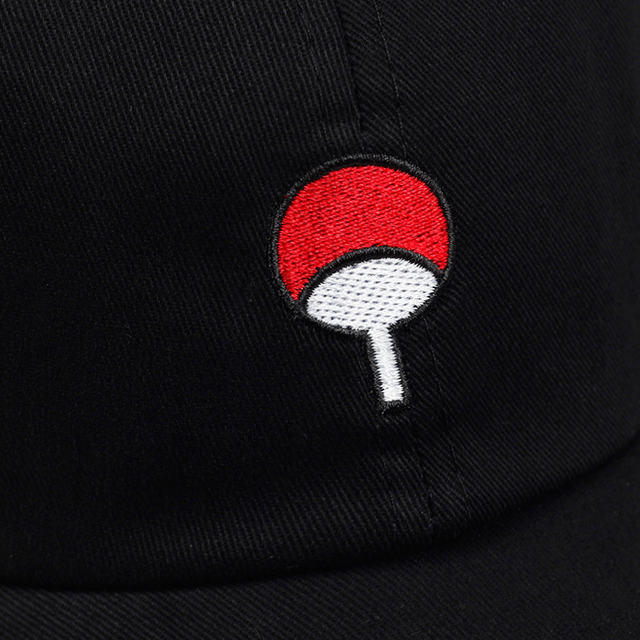 Naruto Cotton Embroidery Baseball Cap