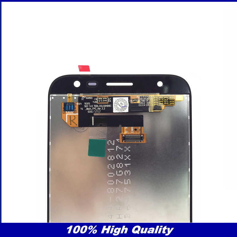 J330 LCD For Samsung Galaxy J3 2017 J330 J330F Phone LCD Display Touch Screen Digitizer Assembly With Brightness Control for J33