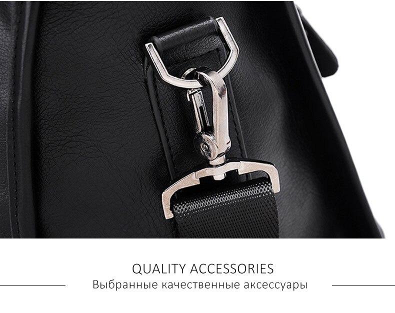 HTB1nNhWKeGSBuNjSspbq6AiipXaE Scione Men Thicken PU Leather Briefcase Large Capacity Laptop Business Messenger Shoulder Bag High Quality Travel Office Handbag