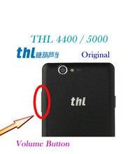 Оригинальный Объем Вверх/Вниз кнопка Для THL 4400/5000 бесплатная доставка