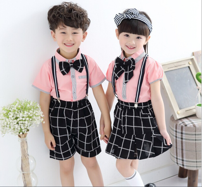 Girls Boys Japan School Girl Dress Uniform Children Kids -2982